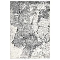vidaXL Tapis Gris 140x200 cm PP
