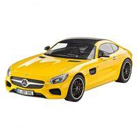 Maquette voiture : Mercedes AMG GT