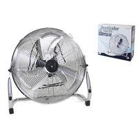 Puissant Ventilateur De Sol Métal 40cm -100w - Ventilateur De Sol