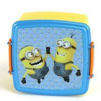 Minions Lunchbox avec clip Double