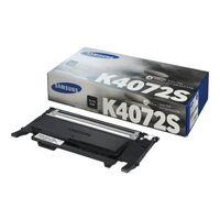 Cartouche de toner noir Samsung CLT-K4072S SU128A pour CLP-320/SS060A/