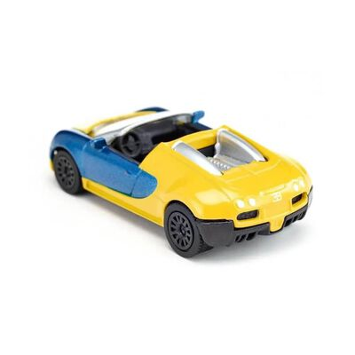 Modèles réduits : Set 3 voitures de sport