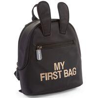 CHILDHOME Sac à dos pour enfants My First Bag Noir