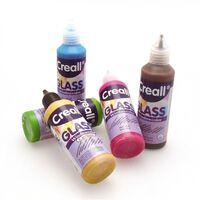 Peinture repositionnable pour vitres Kit 6 pièces - Creall