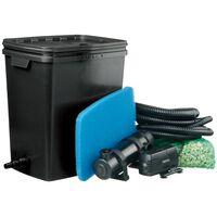 Ubbink Ensemble de filtre de bassin FiltraPure 7000 Plus 37 L 1355972