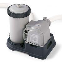 Intex Pompe filtrante à cartouche 9463 L / h 28634GS