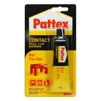 Colle Pattex - Contact Tix-gel 50g