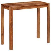 vidaXL Table de bar Bois 115 x 55 x 107 cm