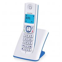 Téléphone fixe ALCATEL F 530 BLEU