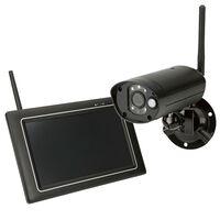 SEC24 Système de sécurité sans fil avec caméra et écran tactile CWL401S