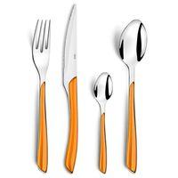 Amefa Set de coutellerie 24 pcs Eclat Orange
