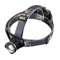 Cris F00400 1600 lumen lampe frontale - Noir