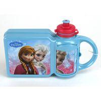 Disney Frozen Lunchbox et Set bouteille d'eau