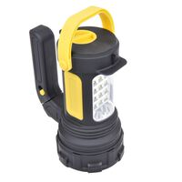 Lampe torche multifonction 2 en 1 LED 5 W + 12 LED SMD ProPlus 440115