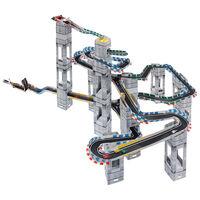 Marble Racetrax Ensemble de circuit à billes 40 feuilles 6 m