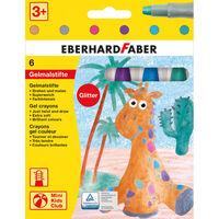 Eberhard Faber EF-529106 Gelkleurpotloden 6 couleurs métalliques