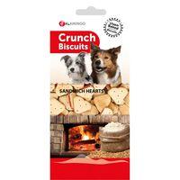 Bisc. crunch sandwich coeurs 500gr