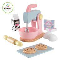 KidKraft Ensemble de pâtisserie jouet 10 pièces Pastel 63371