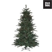 Black Box Trees - Macallan sapin de noël bleu -  h230xd140cm