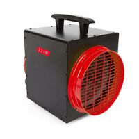 Thermoventilateur - 3300 w - ipx4