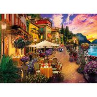 Puzzle 500 pièces : Un lieu de rêve, Mont Rose (Italie)