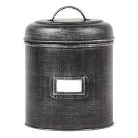 LABEL51 Boîte 20x20x25 cm XL Noir antique