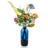 Emerald Bouquet artificiel Ultimate Bliss XL 100 cm Multicolore