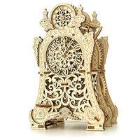 WOODEN CITY Kit de maquette Bois Horloge magique