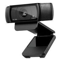 LOGITECH Webcam HD Pro C920 Refresh - Microphone integre - Ideal FaceT