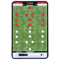 Pure2Improve Tableau d'entraîneur Football 35x22 cm P2I100680