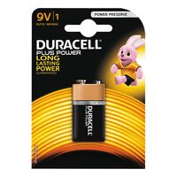 9v Duracell Compact A1 MN1604