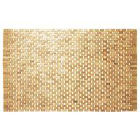 Sealskin Tapis de bain Woodblock 52x90 cm Naturel