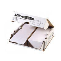 Etiquettes d'affranchissement 14x4cm 1 000 pièces - APLI AGIPA