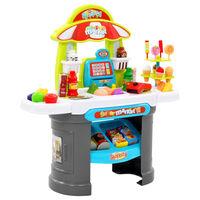 vidaXL Ensemble de magasin de jeu pour enfants 51 pcs 68x25x67,5 cm
