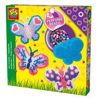 SES Creative 06107 repassage perles papillon