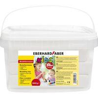 Eberhard Faber EF-570 103 plasticine 3 kg dans un seau