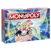 Monopole de jeu Sailor Moon * ANGLAIS *