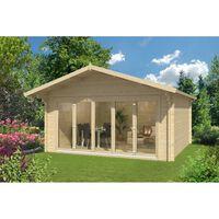 Alpholz Maison de jardin enzian-70 premium