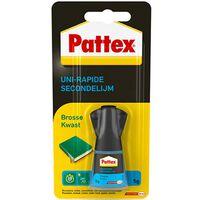 Colle Uni-rapid -e Pattex - 'brosse' 5gr