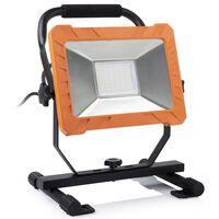 Smartwares Lampe de travail à LED 24,5x18x36 cm Orange