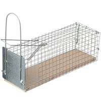 Nature Piège à rat sans cruauté 27,5 x 9,5 x 9,5 cm 6060105