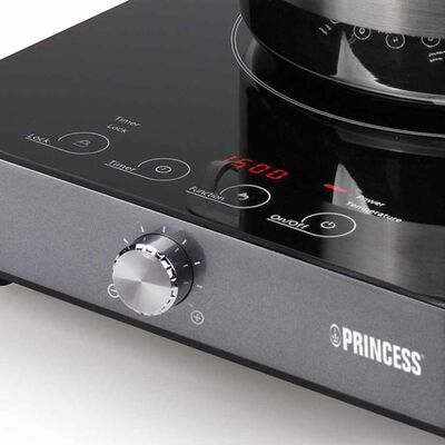 Princess Plaque à induction 1800 W Noir