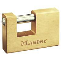 Master Lock Cadenas blindé Laiton massif 85 mm 608EURD