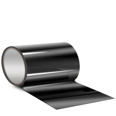 FIX TAPE Ruban adhésif résistant noir 20 cm