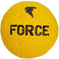 GUTA Ballon chasseur de force Jaune 13 cm