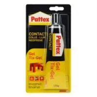 Colle Pattex - Contact Tix-gel 125g