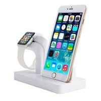 Station d'accueil pour iPhone 5/6/7/8 et Apple Watch