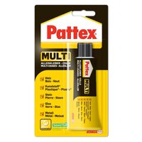 Colle Multi-usages Pattex - Multi Transparent 50gr