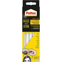 Cartouches de colle Pattex - 'Made At Home Hot Sticks' 10 pièces