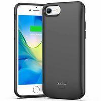 Étui pour téléphone portable avec batterie externe pour iPhone 6P / 6S